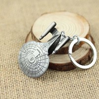 Star Trek USS Enterprise Key Ring