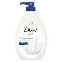 Dove® Deep Moisture Pump Body Wash - 34oz : Target