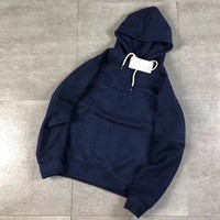 Champion Women Embroidery Fashion Hooded Top Sweater Hoodie