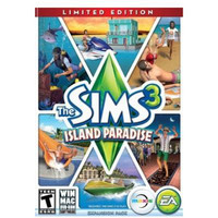 Sims 3 Island Paradise PC Video Game