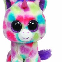 Ty Beanie Boos Wishful Unicorn Plush, Medium