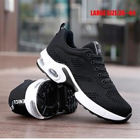 Breathable Tennis Air Large Size Women Sneakers