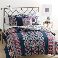 CLOSEOUT! Whim by Martha Stewart Collection Wild Child Reversible Bedding Collection, Only at Macy's | macys.com