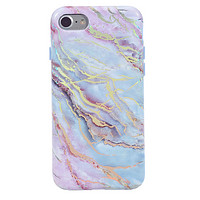 Holo Moonstone Marble iPhone Case
