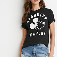Mickey Mouse Brooklyn Tee