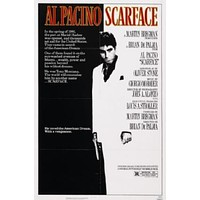 Scarface Movie 8x10 photo