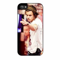Harry Styles Pointing iPhone 5s Case