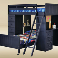 Annapolis Twin Student Loft Bed