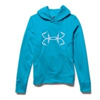 Under Armour Girls' UA Fish Hook Hoodie