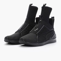 PUMA Fenty Fierce By Rhianna Black size 5/38