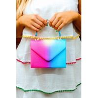 Cotton Candy Purse: Multi