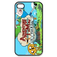 BMO Beemo FINN AND JAKE Design 1 Game Adventure Time iPhone Case 4 / 4S / 5 Apple Phone Cover Plastic