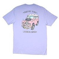 Prep My Ride Tee by Lauren James