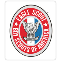 'Eagle Scout BSA' Sticker by raymondaj