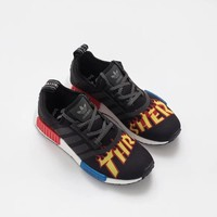 Thrasher x Adidas NMD R1 Boost Sneakers