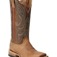 Ariat Antonia Cowgirl Boots - Square Toe - Sheplers