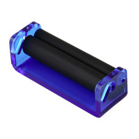 1pcs 70mm Roller Hand Cigarette Maker Easy Manual Tobacco Rolling Machine Tool Free Shipping