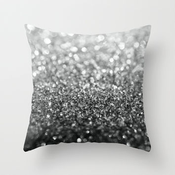 Eclipse Throw Pillow by Lisa Argyropoulos