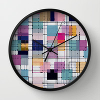 GO Wall Clock by spinL