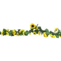 Mini Yellow Sunflower Garland | Hobby Lobby