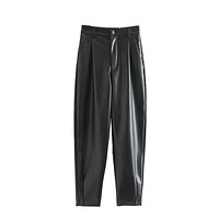 Bella Faux Leather Trouser