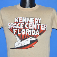 80s Kennedy Space Center Columbia Shuttle t-shirt Small