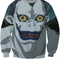 Death Note Ryuk Crewneck Sweatshirt