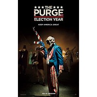 The Purge: Election Year (2016) 11x17 Movie Poster