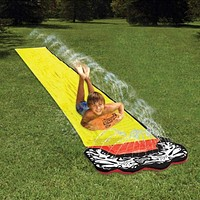 4.8m Surf Backyard Slide