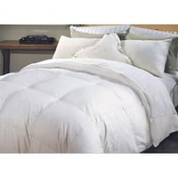 Hotel Grand Naples 700 Thread Count Hungarian White Goose Down Comforter