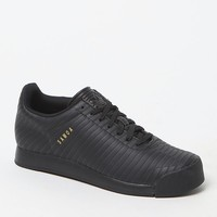 Black Samoa Sneakers - Womens Shoes - Black