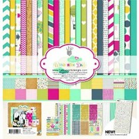 Fancy Pants Designs 1947 Paper Crafts Collection Kit, What a Wonderful Day
