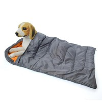 Waterproof And Wear-Resistant Dog Sleeping Bag Pet Bed, Kennel Mat Pet Supplies