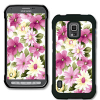 FREE Shipping Design Collection Hard Phone Cover Case Protector For Samsung Galaxy S5 Active G870 1483