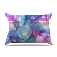 """Marianna Tankelevich """"Dream Houses"""" Pillow Case"""