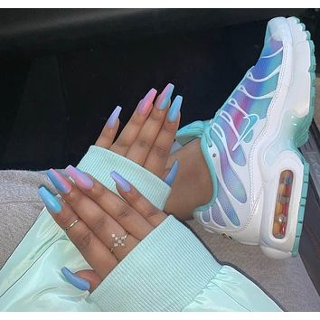 Nike Sneakers Sport Shoes Ultra 💜Air 💕CottonCandy💦