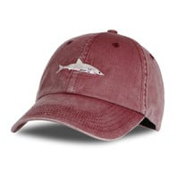 2017 Top Fashion Snapback Hat for Men Washed Baseball Cap Pink Shark Embroidery Dad Hat For Women Gorras Planas Golf Bosco Sport