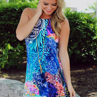 Paint It Colorful Dress