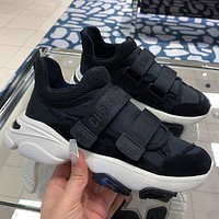 DIOR 2021 LATEST CASUAL D-WONDER SNEAKERS