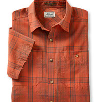Men's Otter Cliff Shirt, Plaid | Free Shipping at L.L.Bean