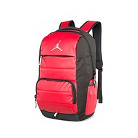 Air Jordan Jumpman All World Gym Red Black Laptop Backpack