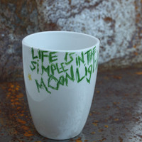 Life is Simple in the Moonlight Mug