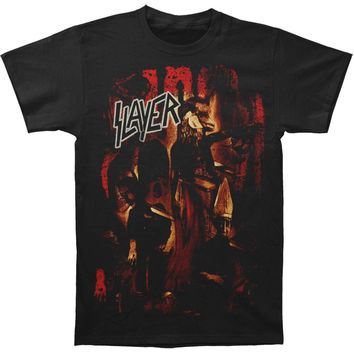 Slayer Men's  Reign In Blood T-shirt Black