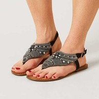NAUGHTY MONKEY EFFIE SANDAL