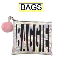 BAGGIE CLUTCH PINK FUR | THIS IS A LOVE SONG