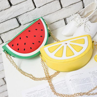 Fruit Shoulder Bag