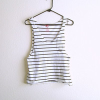 Distressed Tank Top Grunge Clothing Womens