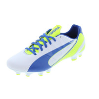 Puma Womens evoSpeed 4.3 FG Lightweight Soccer Cleats