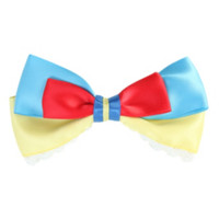 Disney Snow White And The Seven Dwarfs Cosplay Hair Bow