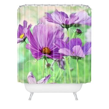 Lisa Argyropoulos Among The Cosmos Shower Curtain